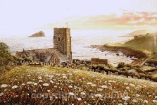 prints wembury south devon coast south hams david young paintings